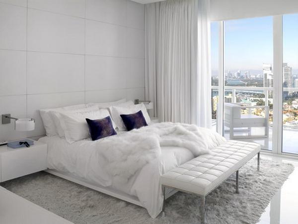 Bedroom-Design-with-White-Furniture-Set