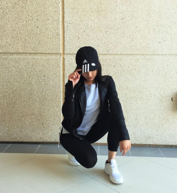 styledbyhaina Adidas and nike