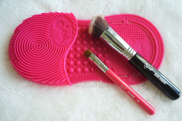 sigma beauty blog review