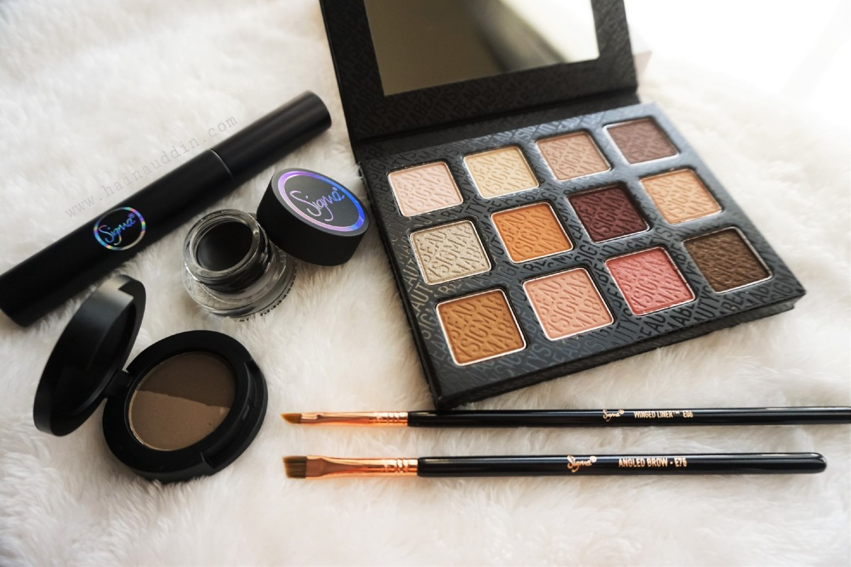 Eyecommand: Sigma beauty eye essentials