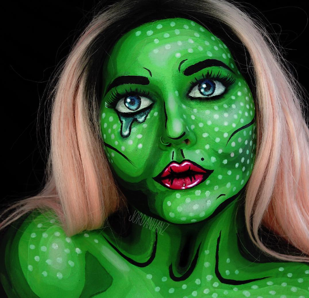 neon pop art beauty halloween makeup.PNG