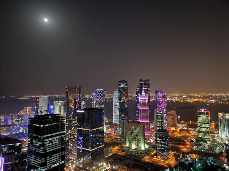 doha state of qatar city